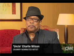 Charlie Wilson on CNN Health