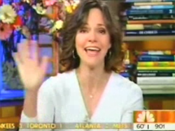 Sally Field on The Today Show
